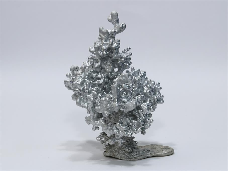 Aluminum Fire Ant Colony Cast #055 - Back Picture.