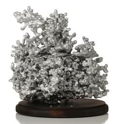 Aluminum Fire Ant Colony Cast #056 - Front Picture.