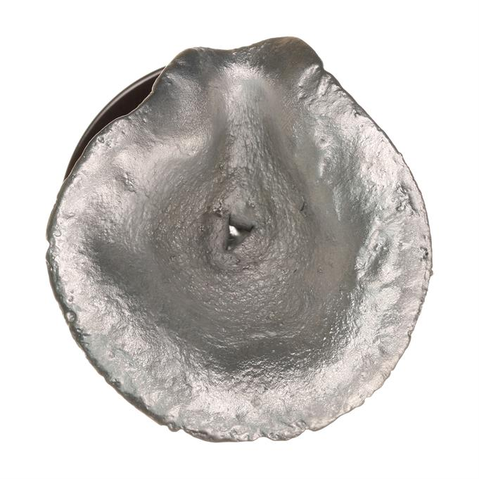 Aluminum Funnel Mushroom Cast #087 - Top Picture.