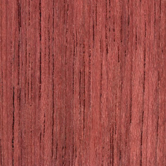 Purpleheart - 1-inch Section Picture.