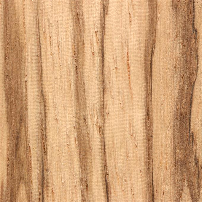 Zebrawood - 1-inch Section Picture.