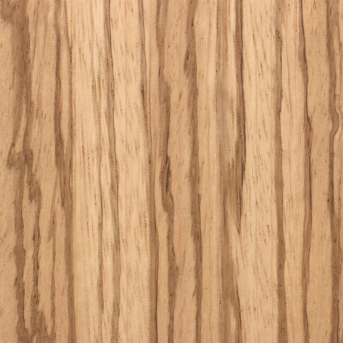 Zebrawood - 3-inch Section Picture.